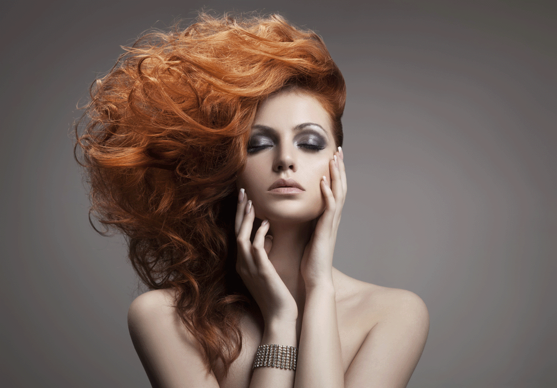 foil hair coloring